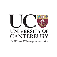 New Zealand university, University of Canterbury logo, 3D printing system customer