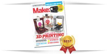 Best 3D Printer - Make Magazine