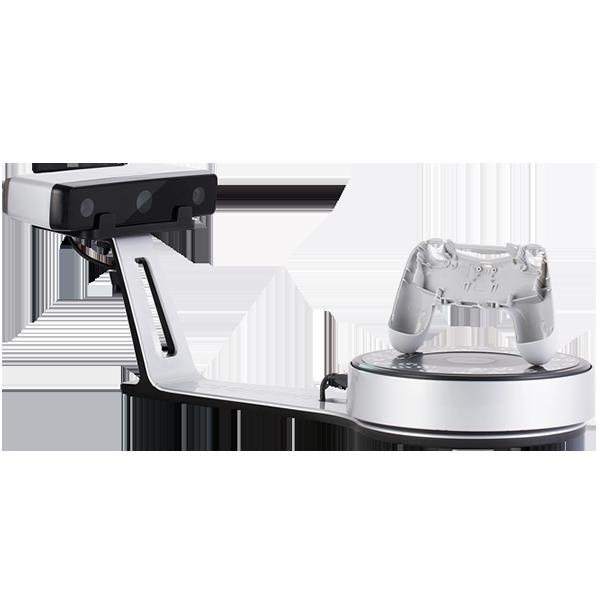 EinScan SP Desktop 3D scanner with model on top