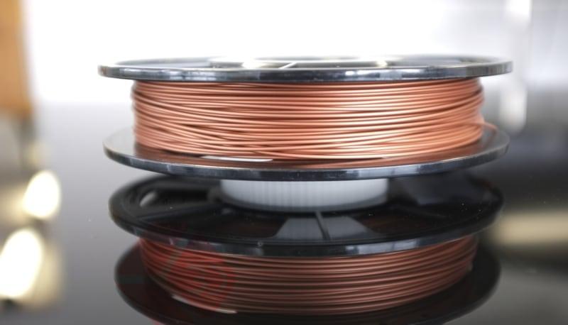 Copper PLA 1.75mm filament (500g)